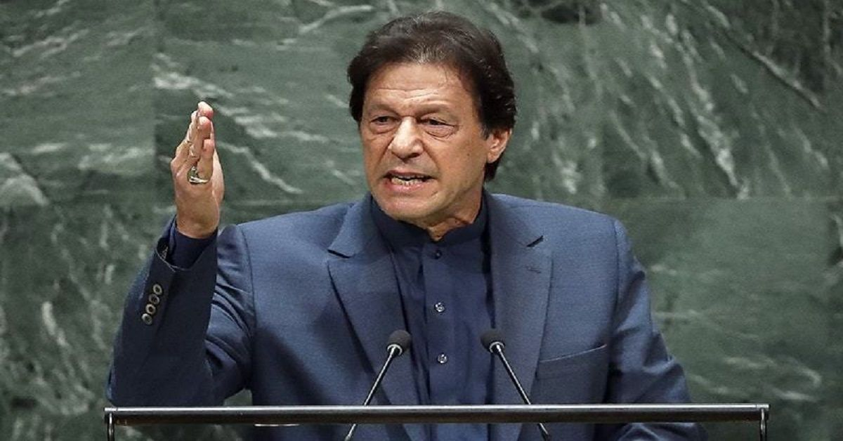 Imran Khan speech at United Nations   Check What Public Responses