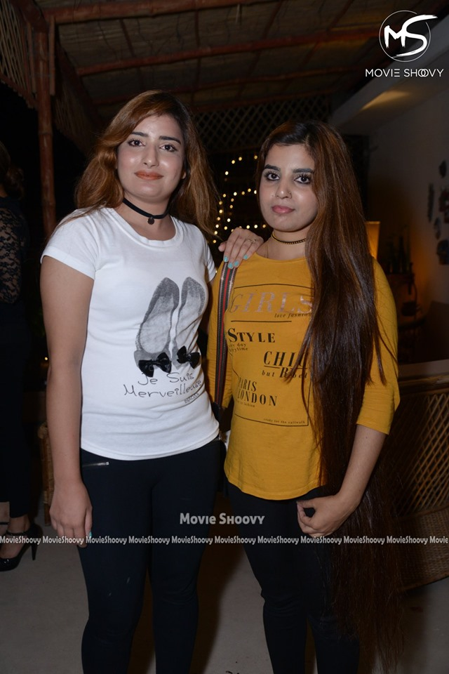Uroosa Siddique Celebrated Birthday with her Husband and Friends