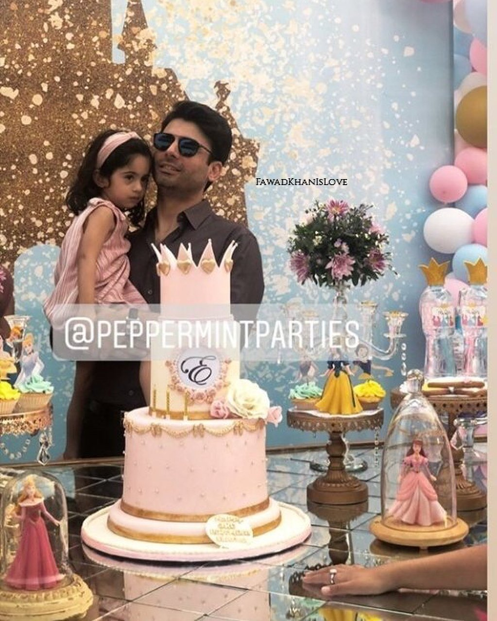 You Will Love to See Latest Pictures of Fawad Khan's Daughter