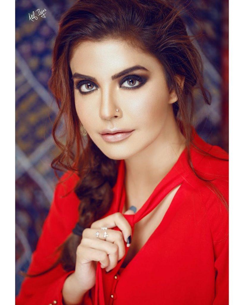 Nida Yasir New Stunning Photoshoot
