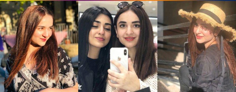 Latest Clicks of Beautiful Yumna Zaidi