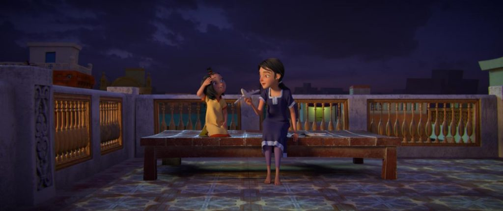 Sitara becomes First Pakistani Animated Film to be Released by Netflix