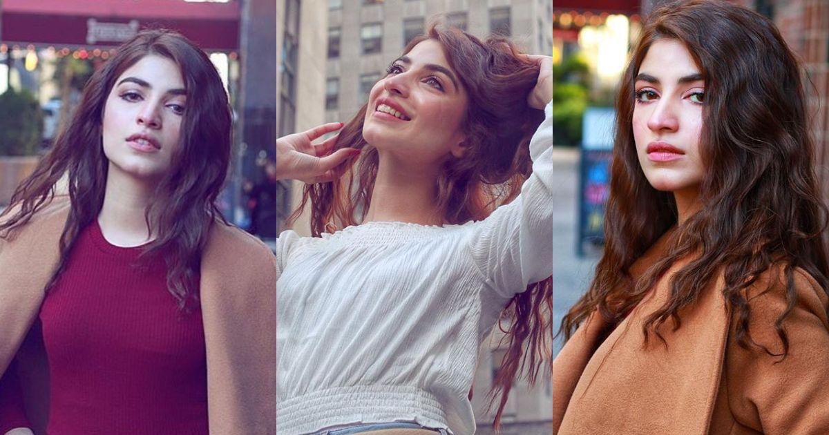 Awesome Pictures of Beautiful Actress Kinza Hashmi