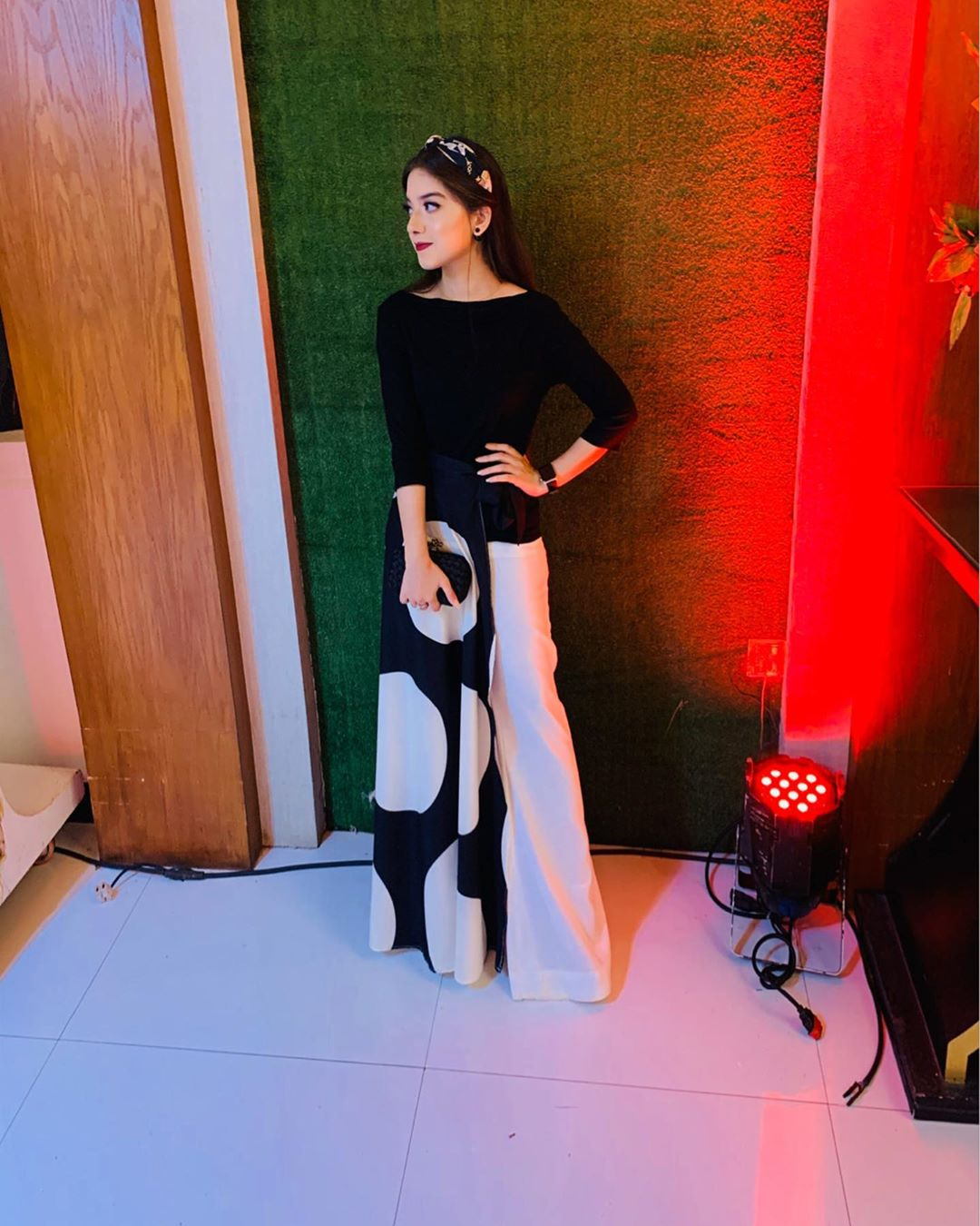 Latest Clicks of Actress Arisha Razi Khan