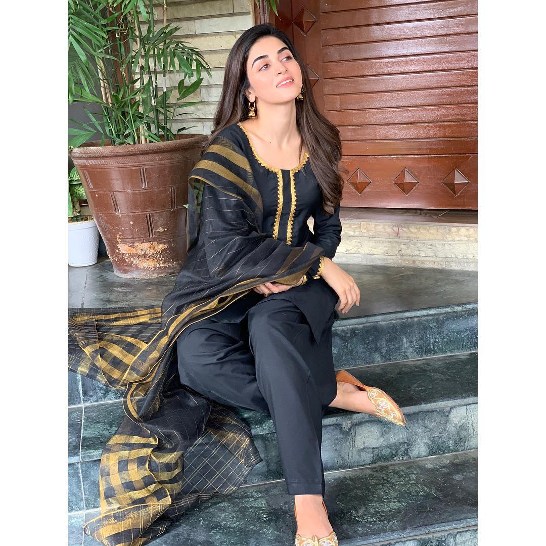 New Pictures of Actress Anmol Baloch from Gym
