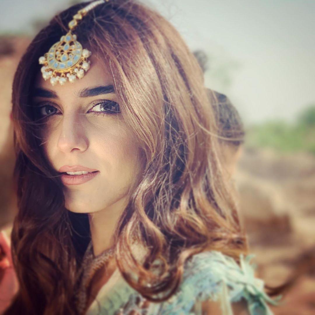 New Photoshoot of Beautiful Actress Maya Ali