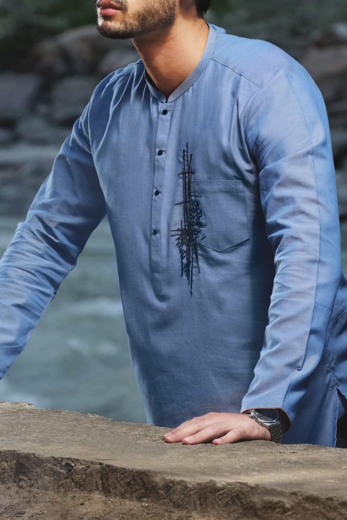 Almirah Launches Winter 2020 Men's Wear Kameez Shalwar