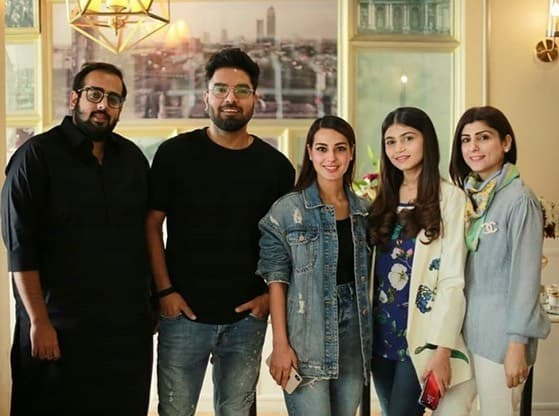 Famous Celebrities Spotted at Birthday Bash of Producer Abdullah Seja