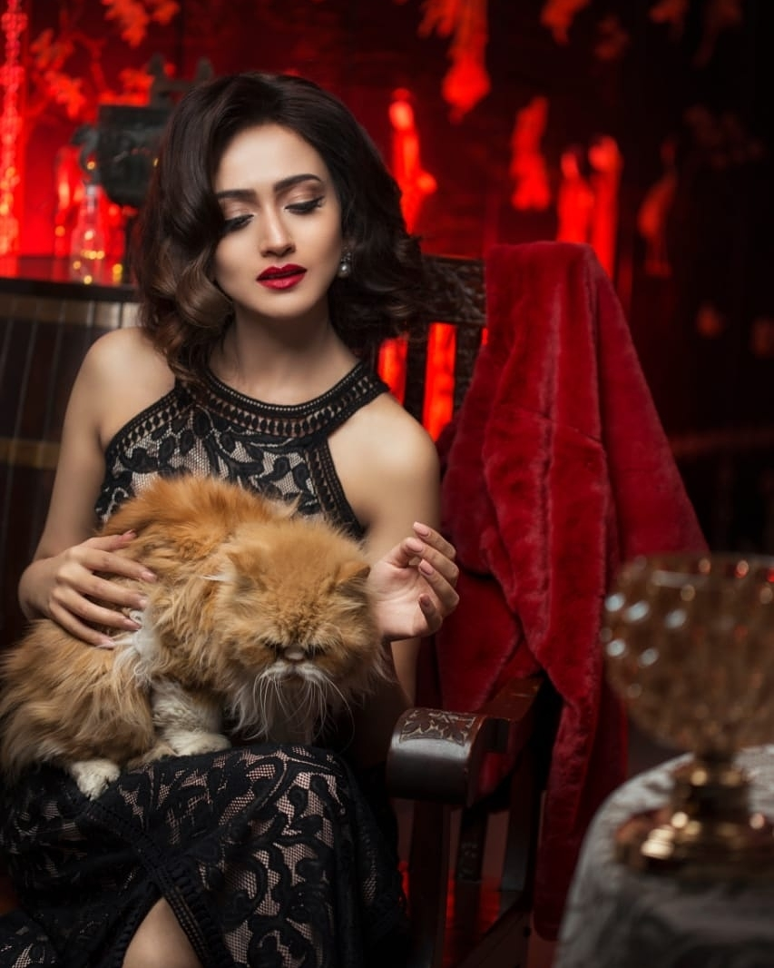 Zarnish Khan Recent Bold Photoshoot