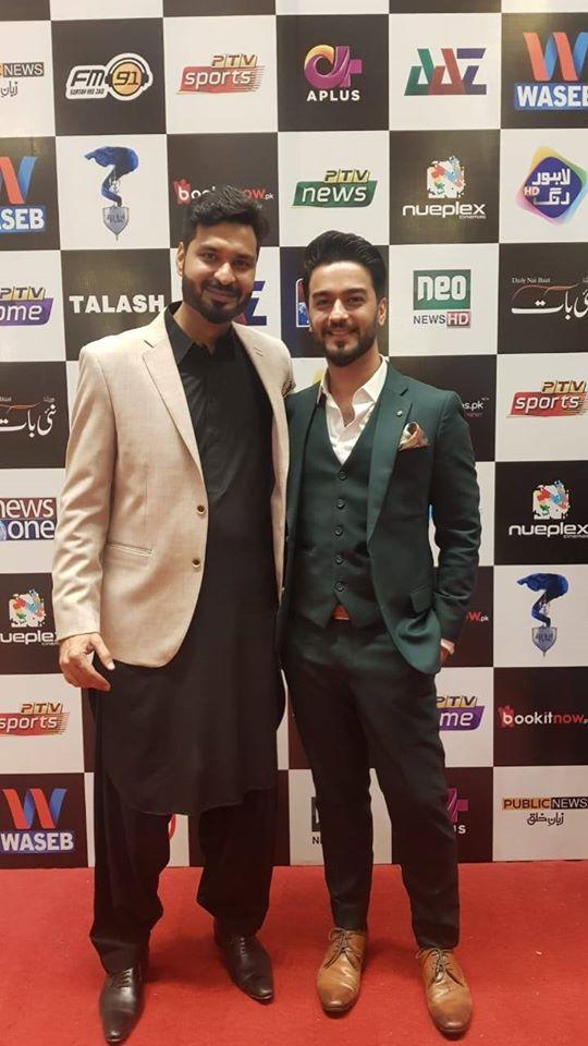 Beautiful Screening Clicks from Zeekay Films Talash