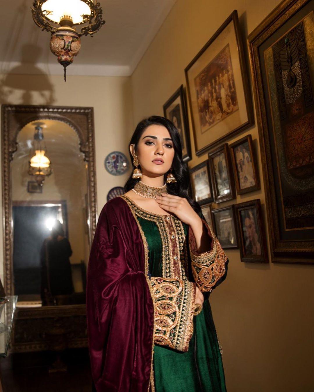 Sarah Khan Stunning Looks from Latest Photoshoot