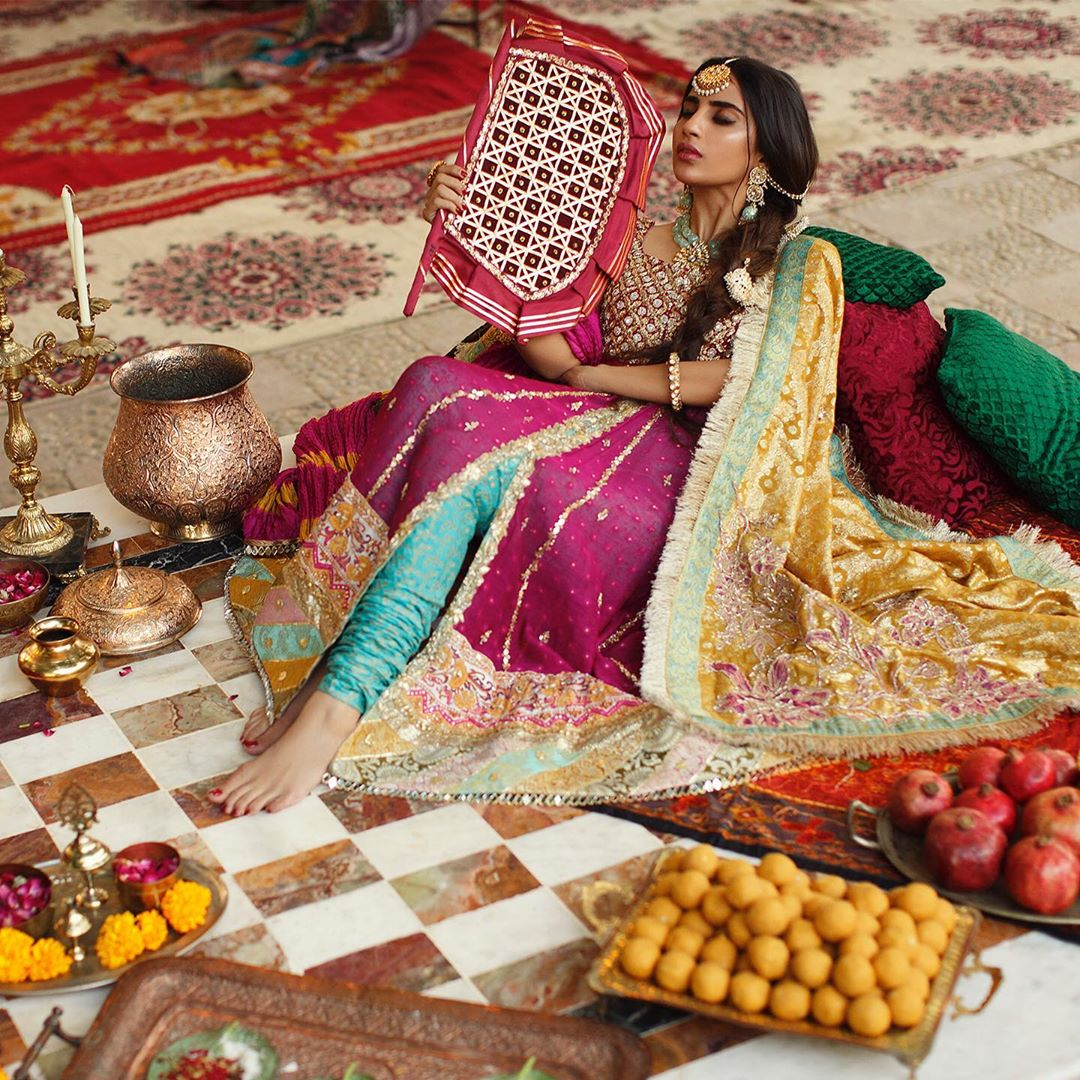 Latest Awesome Photoshoot of Actress Saboor Ali