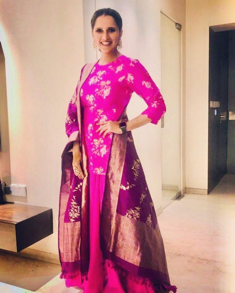 Sania Mirza Shares How She Met Shoaib Malik