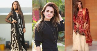 New Pictures of Actress Sumbul Iqbal