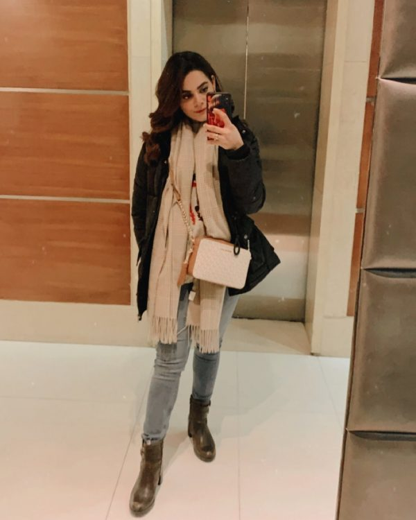 Aiman Khan New Pictures