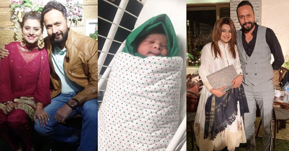 Drama Actress Benita David Blessed with a Baby Boy