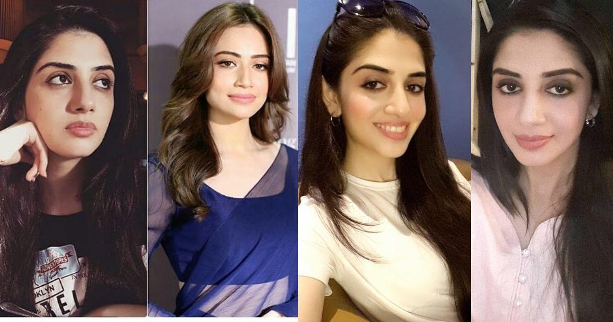 Beautiful Clicks of Hina Javed Sister of Sana Javed from Mere Pass Tum Ho