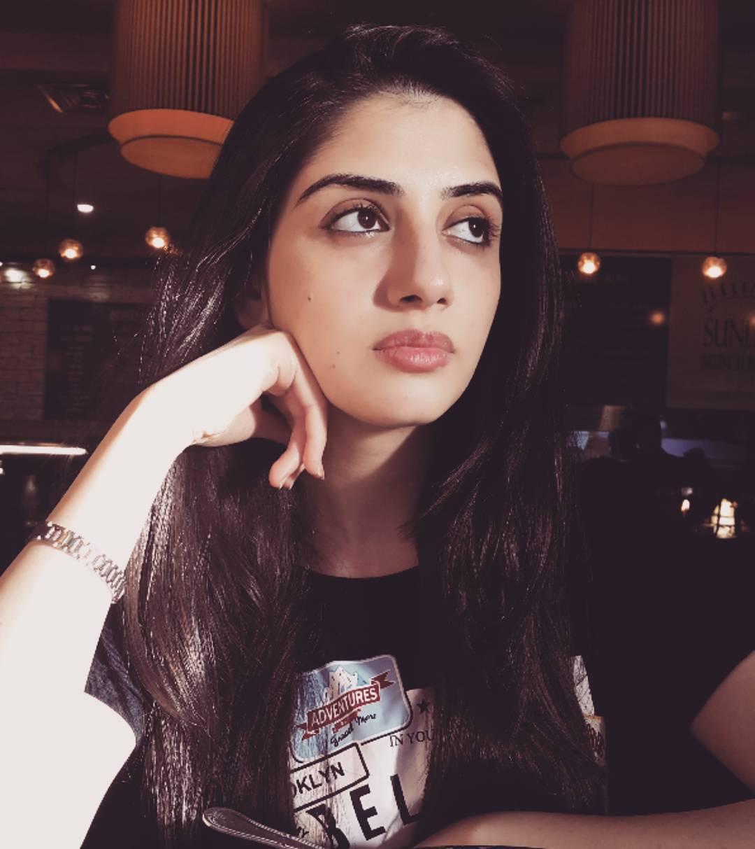 Hina Javed, Sister of Sana Javed