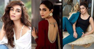 Actress Maya Ali Latest Beautiful Photo Shoot