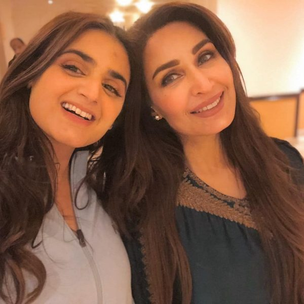 New Awesome Pictures of Actress Reema Khan with her Husband