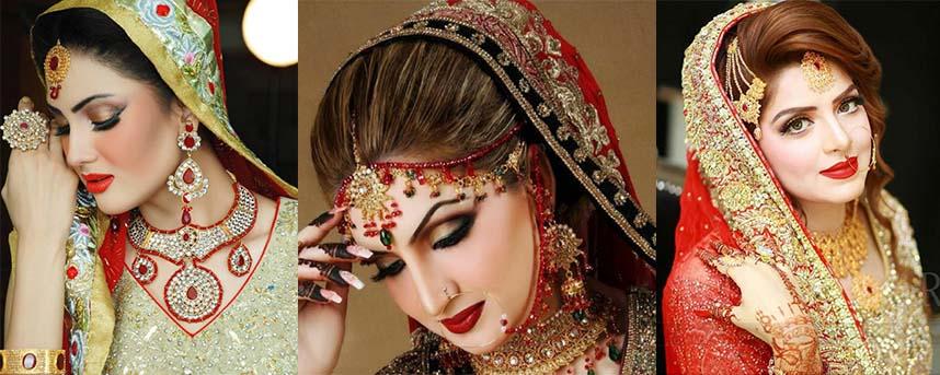 Awesome Pakistani Wedding Bridal Makeup Ideas 2020