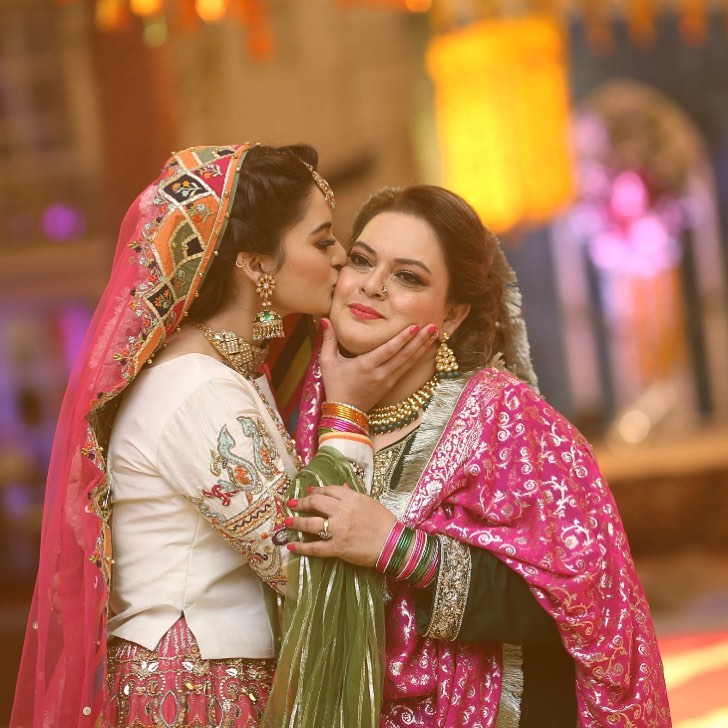 Latest Clicks of Pakistani Actresses With Their Beautiful Mothers