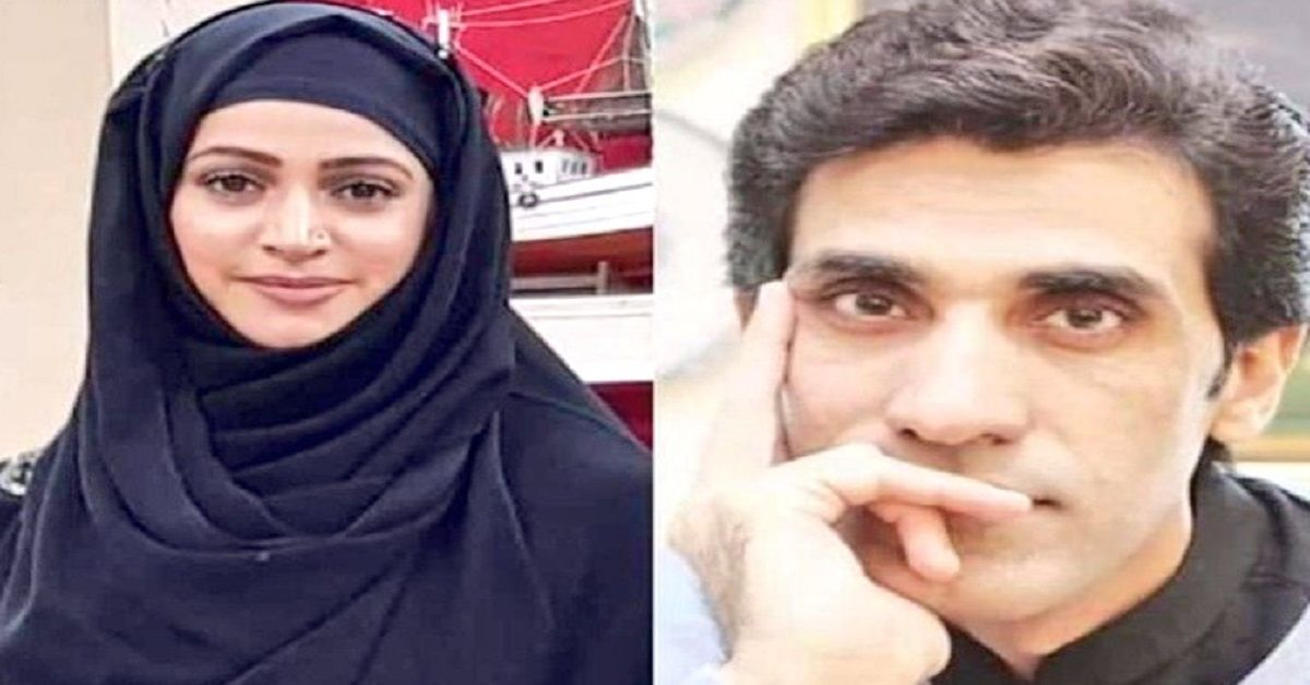 Noor Bukhari Married with her ex Husband Aon Chaudhry