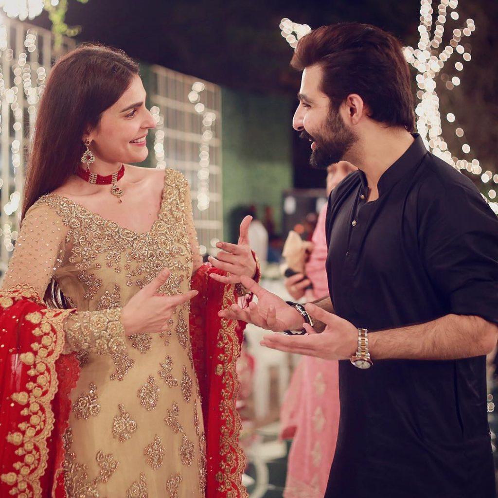 Sadia Ghaffar And Hassan Hayat Khan Getting Married Soon