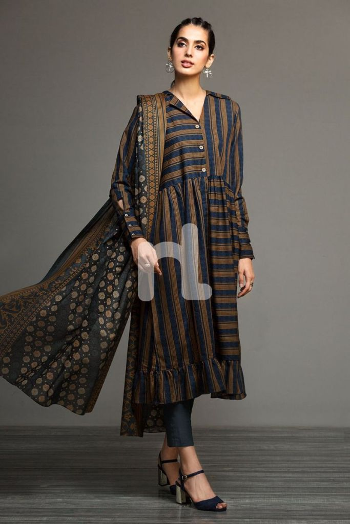 Nishat Linen Winter Sale 2020 – up to 50% Off