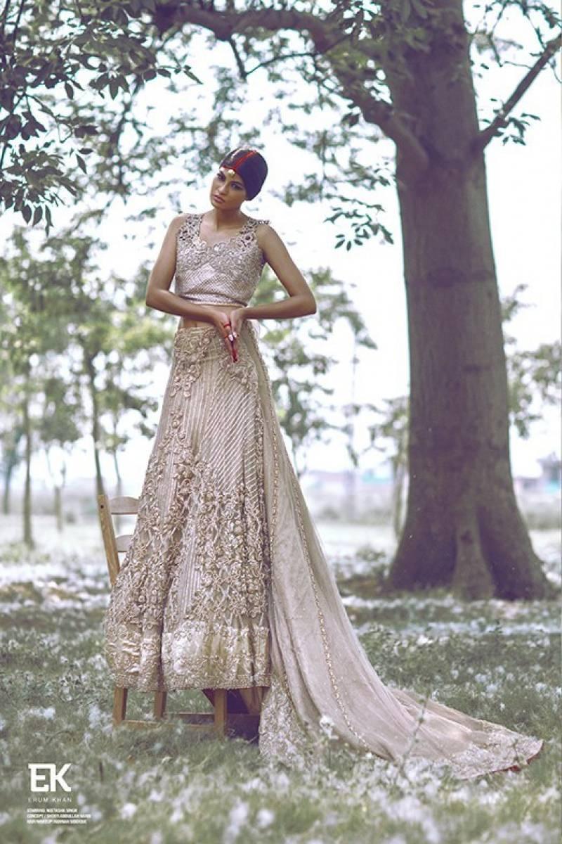 Silver Royalty by Erum Khan