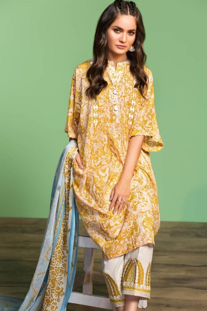 Nishat Linen Lawn Collection 2020