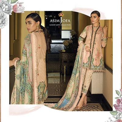 Asim Jofa Latest Dresses 2020