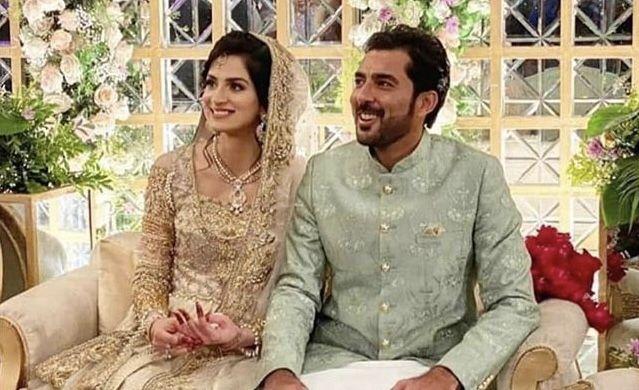 Asian-Ul-Haq Got Married To Sana Fayyaz Today