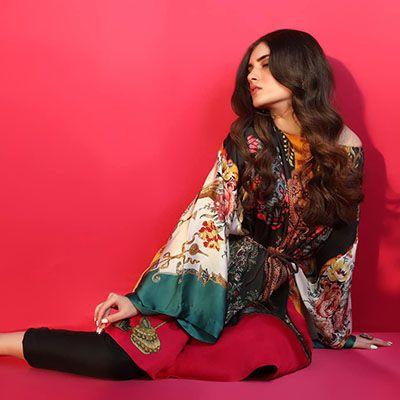 Sana Safinaz Silk Tunics 2020