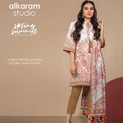 Exclusive Alkaram Kurta