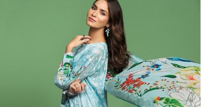 Nishat Linen Digital Lawn Collection 2020 With Prices