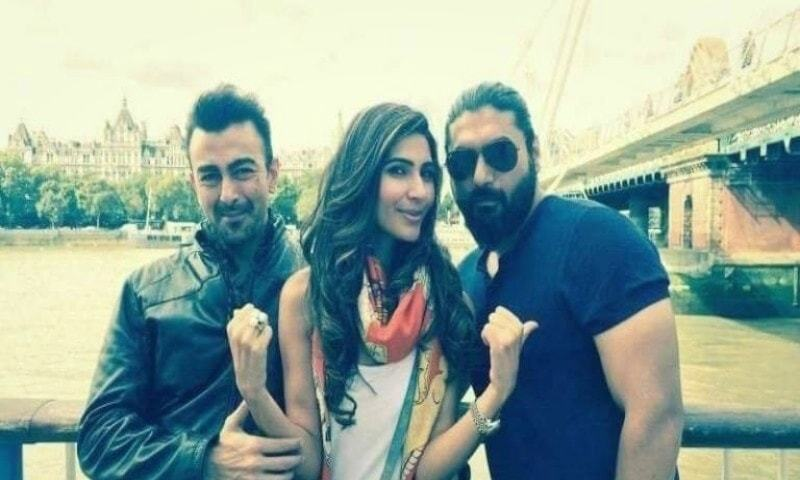 Shaan Shahid takes the final spell of Zarrar to Turkey