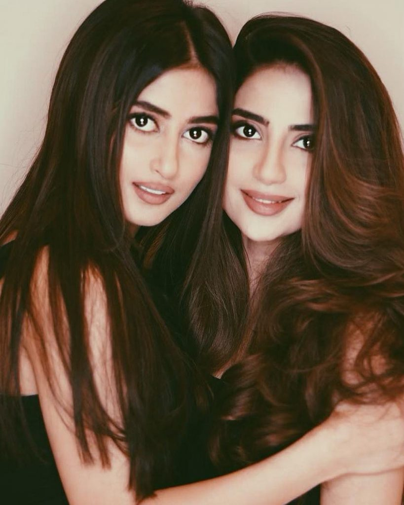 How Saboor Aly Feels On Comparison With Sajal Aly 59
