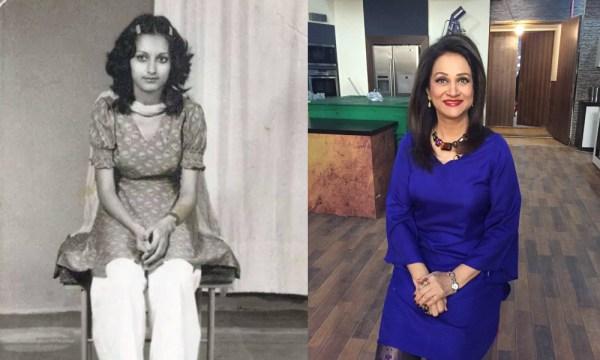 Legends of Pakistan Showbiz Then And Now   Pictorial Comparison