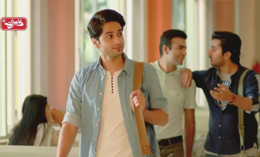 Imran Ashrafs Brother Entry In Showbiz 16
