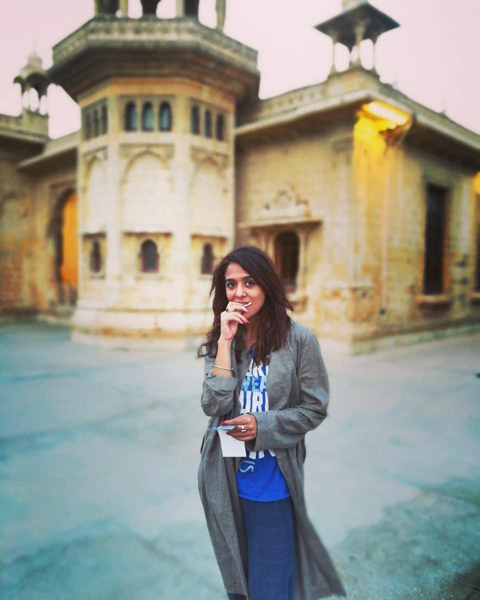 Actress Yasra Rizvi after Weight Loss Clicks