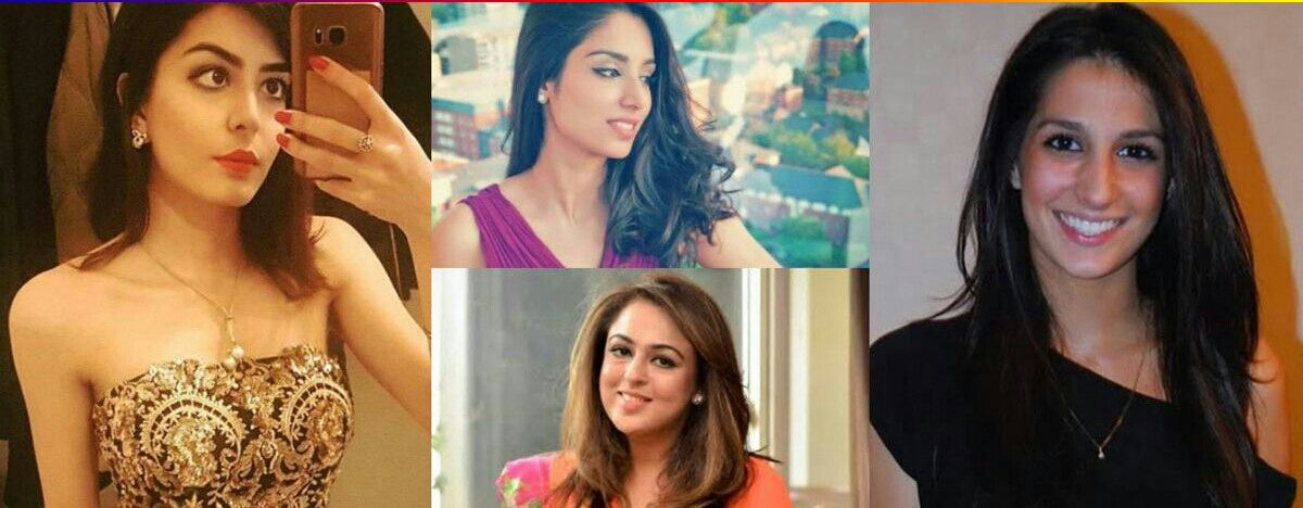 Gorgeous and Successful Daughters of Pakistani Politicians