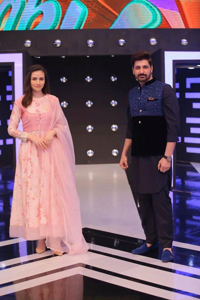 Jeeto Pakistan Ramazan Special | Syed Jibran, Sana Javed and Saboor Ali Shining Pictures