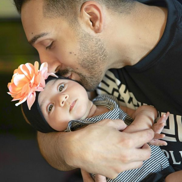 Sham Idrees And Froggy Introduce their Adorable Daughter Sierra Idrees [Pictorial]