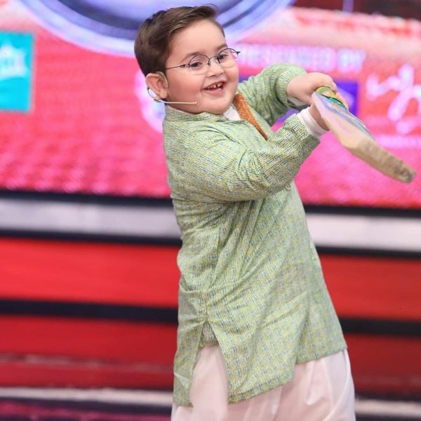 Kid Celebrity Ahmed Shah Awesome Dance Video