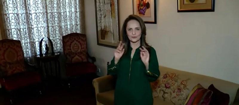 Hina Khawaja Bayat House Tour