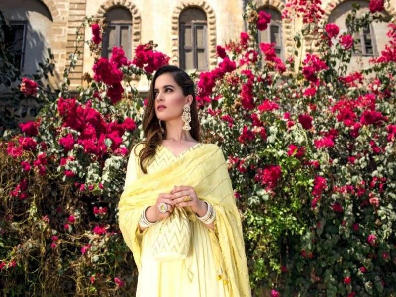 "Aiman Minal Closet Eid Collection ""Dil-e-Rawan"""