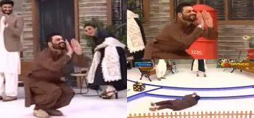 Aamir Liaquat Nagan Dance from Jeeway Pakistan went Viral