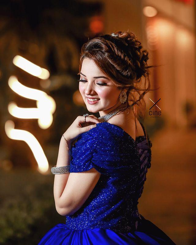 Tiktoker Rabeeca Khan Beautiful Birthday Photoshoot