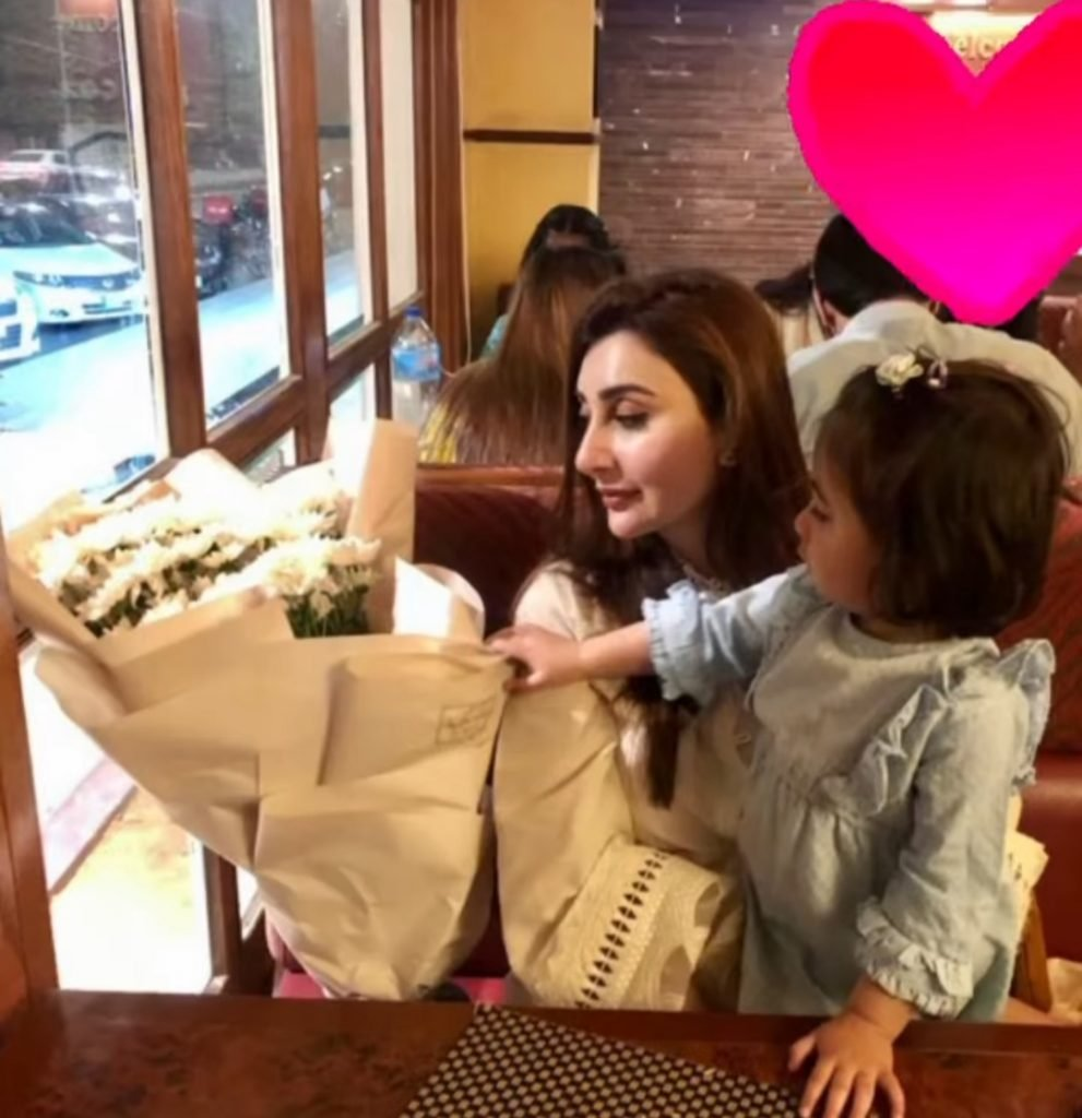Aisha Khan Celebrates her 39th birthday - Beautiful Pictures